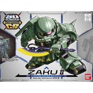 SD Cross Silhouette Zaku II