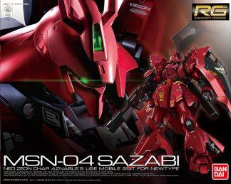 RG Sazabi