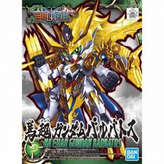 SD Sangoku Soketsuden Ma Chao Gundam Barbatos
