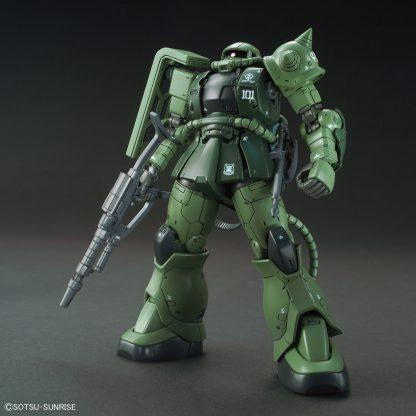 HG MS-06C-6/R6 Zaku II Type C-6/R6