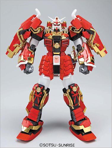 MG Shin Musha Gundam (Sengoku no Jin)