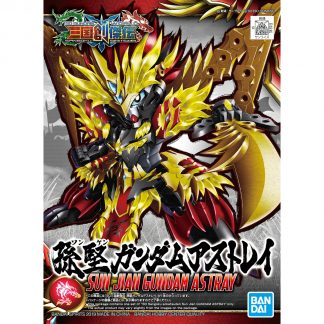 SD Sangoku Soketsuden Sun Jian Gundam Astray