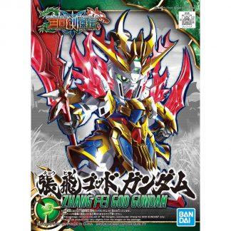SD Sangoku Soketsuden Zhang Fei God Gundam