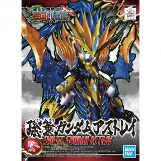 SD Sangoku Soketsuden Sun Ce Gundam Astray