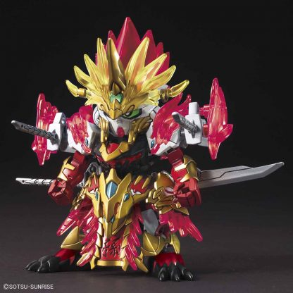 SD Sangoku Soketsuden Sun Quan Gundam Astray