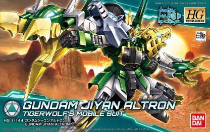 HG Gundam Jiyan Altron