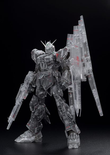 MG RX-93 Nu Gundam Ver.Ka (Mechanical Clear)
