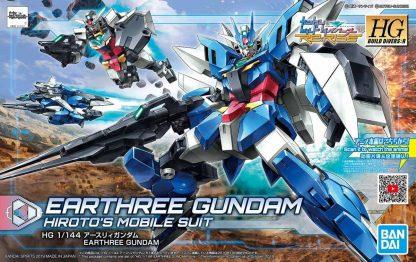 HG Earthree Gundam