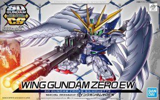 SD Cross Silhouette Wing Gundam Zero EW