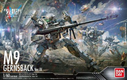 M9 Gernsback Ver. IV