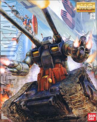 MG RX-75 Guntank