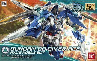 HG Gundam 00 Diver Ace