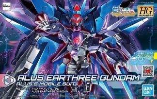 HG Alus Earthree Gundam