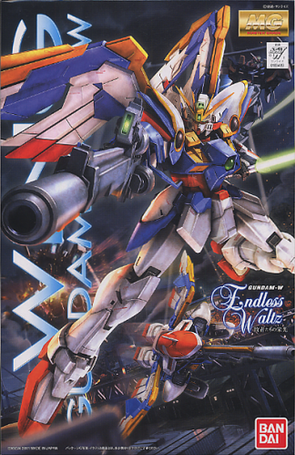 MG Wing Gundam XXXG-01W EW