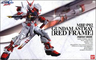 PG MBF-P02 Gundam Astray Red Frame