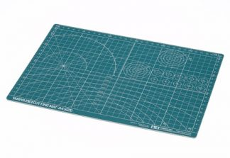 Cutting mat A4 Green