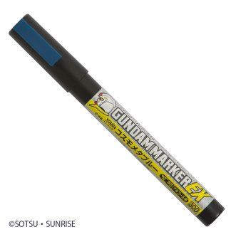 Gundam Marker EX XGM-04 Cosmo Metallic Blue