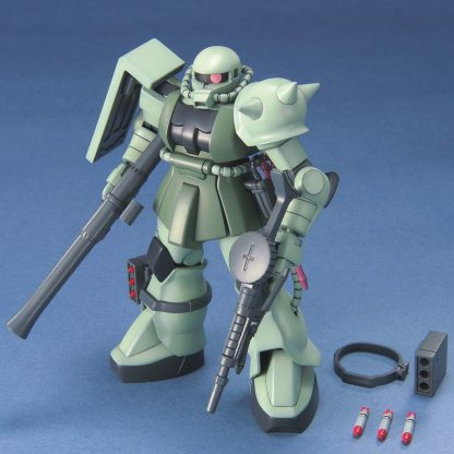 HG MS-06 Zaku II Mass Production Type