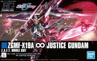 HG ZGMF-X19A Infinite Justice Gundam