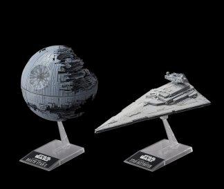Death Star II & Star Destroyer